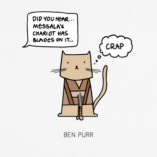 BEN PURR