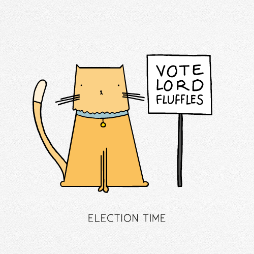 ELECTION TIME