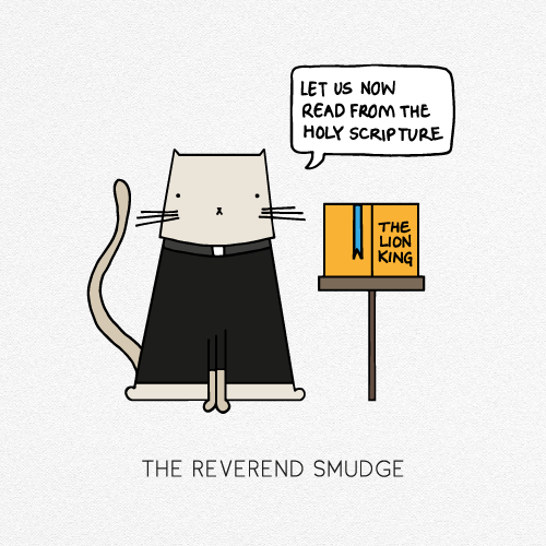 THE REVEREND SMUDGE
